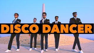 Delhi Dance | Disco Dancer Choreography | Shraey Khanna Ex MJ5 | Bollywood MJ