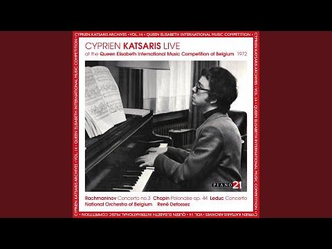 Piano Concerto, Op. 31: II. Andante espressivo (World Premiere Recording)