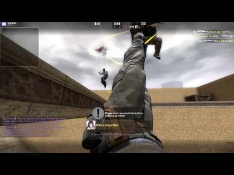 CS:GO RPG Knife 35 HP #1