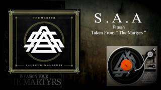 S . A . A - Fitnah  ( Promo 2nd Album )