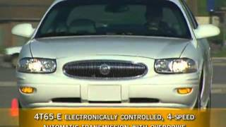 Buick LeSabre (2005) Product Training