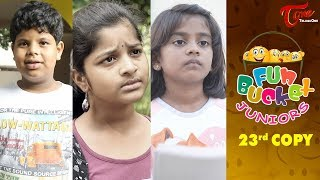 Fun Bucket JUNIORS | Episode 23 | Kids Funny Videos | Comedy Web Series