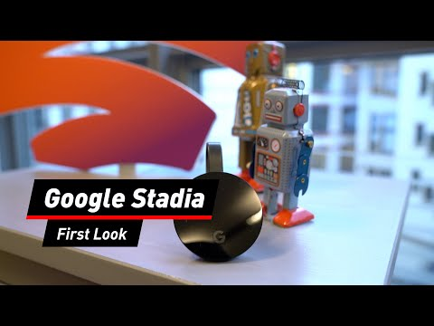 Google Stadia im Test: Das Hands-On | deutsch