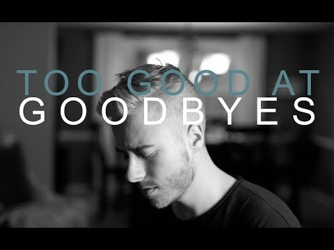 Sam Smith - Too Good At Goodbyes (Cover by Jonah Baker)