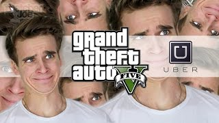 One of ThatcherJoeGames's most viewed videos: WORST UBER DRIVER EVER.. | GTA V