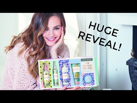 MY BIG PRODUCT REVEAL!