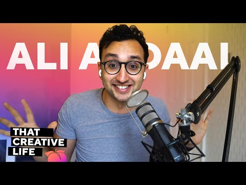 Ali Abdaal Full Interview - NHS Junior Doctor And Productivity YouTuber