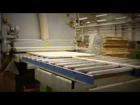 Наше производство столовых групп в Финляндии