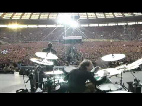 Metallica - Creeping death live in moscow