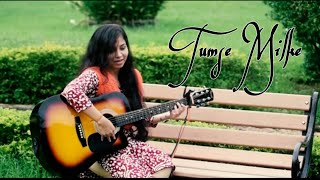 Tumse Milke Aisa Laga By Sweta || Bollywood Cover Songs || Unplugged Cover Song