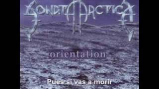 Sonata Artica Die With Your Boots On (Sub.Español)