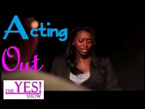 The YES! Show: Acting Out with Candice Lenoir