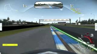 Auto Club Revolution - Gameplay (Hockenheim) HD