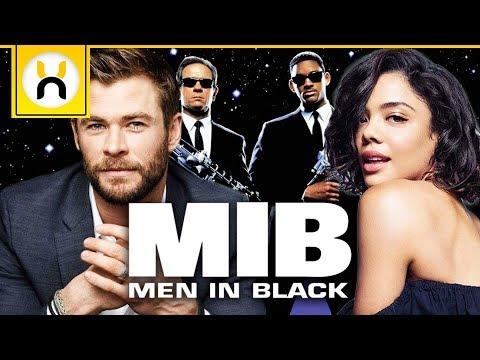 Men In Black 2019 Spin-off Plot Details Breakdown