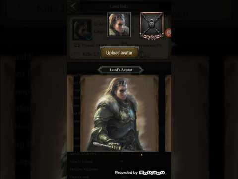 Problem With Custom Avatar On Clash Of Kings West