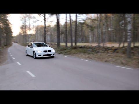 BMW 335d e92 DPF off + original exhaust revs and acceleration