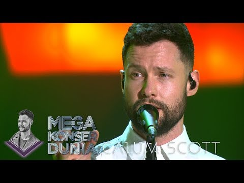 "Mega Konser Dunia - Calum Scott ""You Are The Reason"" [20 Maret 2019]"