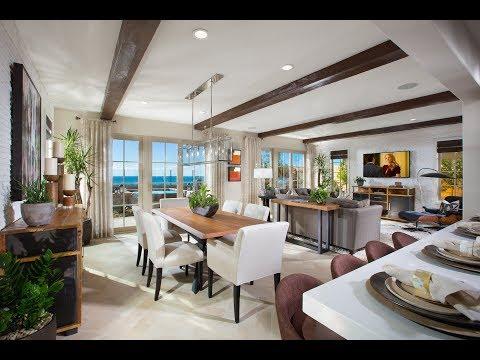 MyHeaven @ $1,312,355 CA: Ocean Aqua 4 Model Home: 2,649 sf | 4 Beds | 4 Baths | 2 Cars