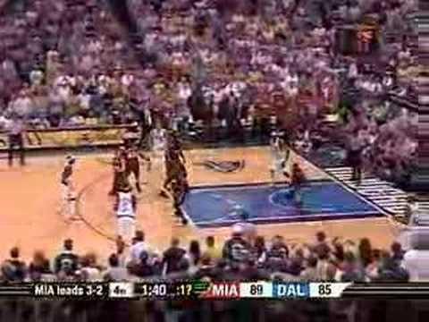 NBA Finals 2006 Game 6 highlights