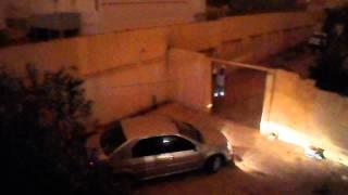 ظاهرة طبيعية غريبة في الجزائر 2014 زمورة. سبحان الله النهار أصبح ليل( 17:27 )