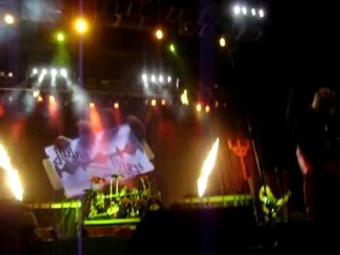 Judas Priest Breaking the Law Brasilia