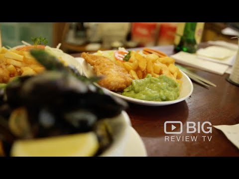 Olley's Fish Experience a Restaurants in London serving Fish and Chips