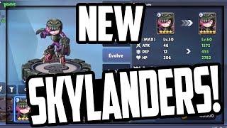 NEW Skylanders POWERED UP! Skylanders™ Ring of Heroes!