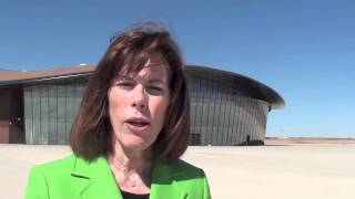 Interview with Christine Anderson, CEO of Spaceport USA