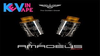 Amadeus Rda Par Golden Greek