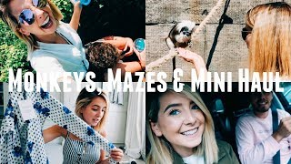 MONKEYS, MAZES & MINI PJ HAUL