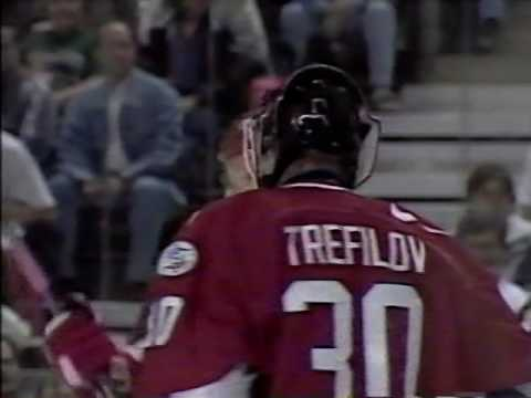 1996 World Cup of Hockey USA vs Russia