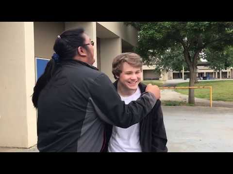 Gilroy High School Anti-Bullying Video EWCR Class (Behind the Scenes + Bloopers)