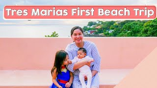 Tres Marias' FIRST Beach Trip  [Batangas, Philippines]