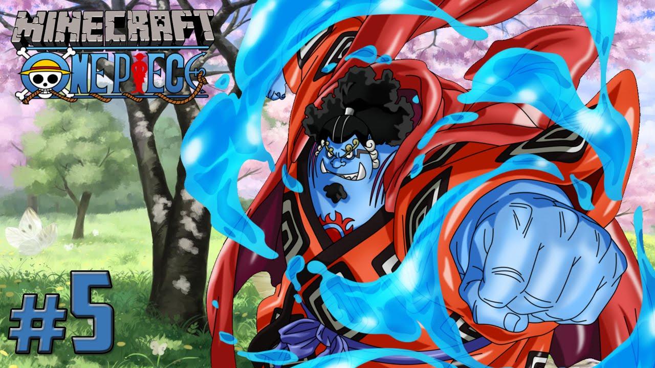 Minecraft One Piece: Episode 5 - Fishman Karate Master! (Minecraft One Piece Mod) [Roleplay ...