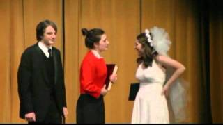 the wedding story cleveland hs one acts