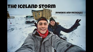 The Iceland Storm with ReZigiusz