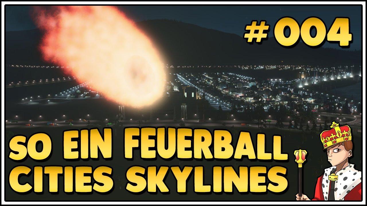 So Ein Feuerball
