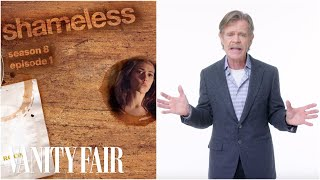 William H. Macy Recaps Shameless Seasons 8 & 9 in 15 Minutes | Vanity Fair