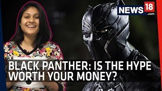 Black Panther | Is The Hype Worth Your Money? | News18 Reviews thumbnail