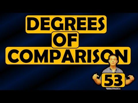 53. Английский: DEGREES OF COMPARISON / СТЕПЕНИ СРАВНЕНИЯ ПРИЛАГАТЕЛЬНЫХ (Max Heart)