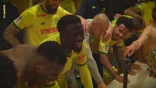 FC Nantes - Dijon FCO : la joie du vestiaire