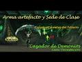 Arma artefacto y Sede de clase | Cazador de Demonios Caos o Devastación (Latino) - #8