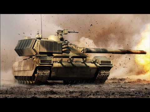 """Танк Т-14 """"Армата"""": технические характеристики"""
