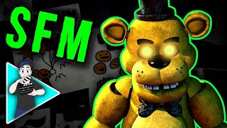 """(SFM) FNAF SONG """"Turn Back"""" (Remastered) feat. Chi-Chi [Official Animation]"""