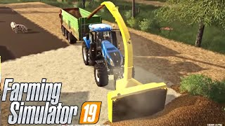 #103 - TORNA IL MILLING MACHINE - FARMING SIMULATOR 19 ITA RUSTIC ACRES