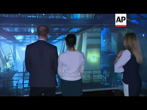 Prince Harry and Meghan Markle pay trip to Titanic museum