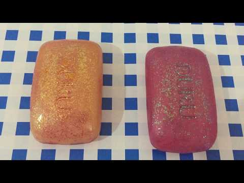 2 Satisfying Soaps – ASMR / Relaxing Video – Soap Cutting – Duru Mood