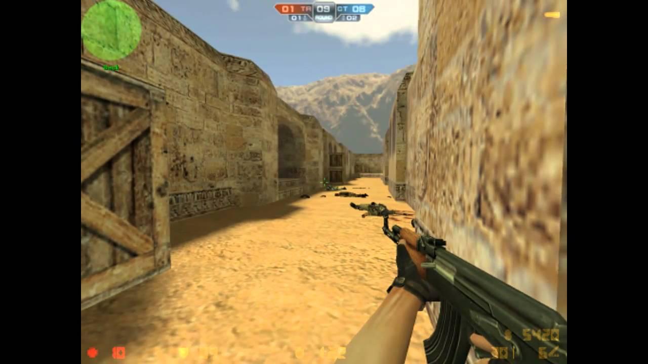 Counter Strike Online Cso Gameplay Youtube
