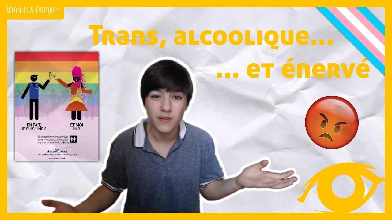 Réponse à Educ'alcool sur l'affiche de prévention de la Pride 2016