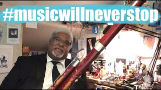 Meet Our Musicians: Rufus Olivier Jr  {Bassoon}-(2020)